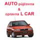 Autopůjčovna - L car